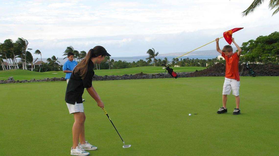 Mauna Lani Keiki Golf Course