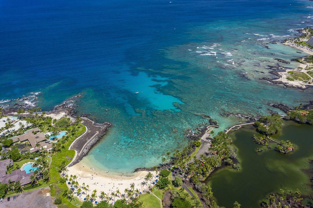 Mauna Lani Private Beach Club And Restaurant