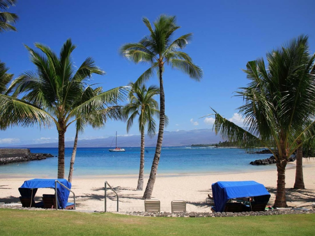 Mauna Lani Private Beach Club Restaurant